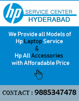 hp laptop service center in hyderabad, andhra pradesh, telangana