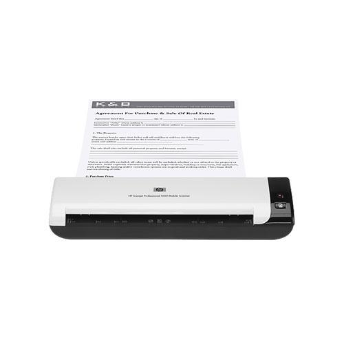 HP SCANJET PROFESSIONAL 1000 MOBILE SCANNER price in hyderbad, telangana