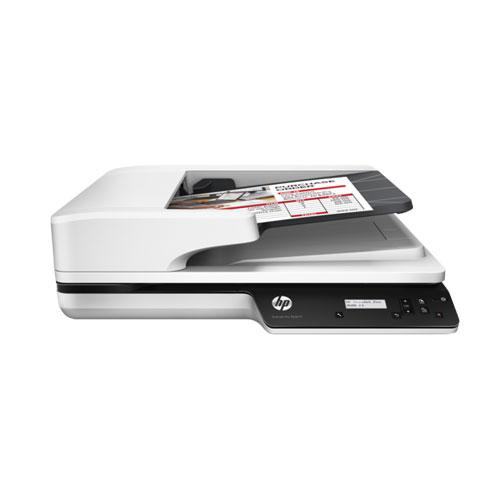 HP SCANJET PRO 3500 F1 FLATBED SCANNER price in hyderbad, telangana
