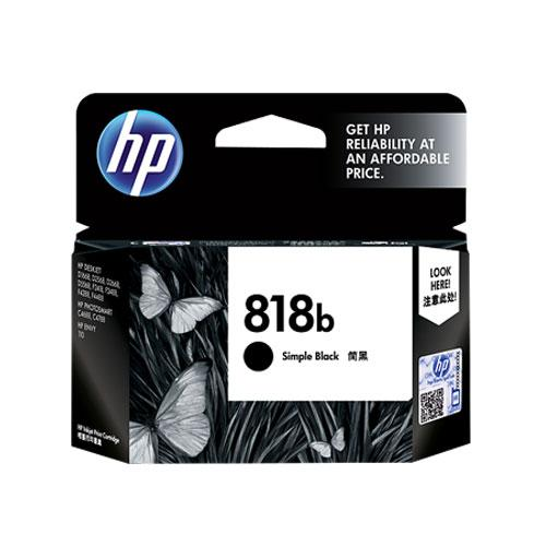 HP 818b Simple Black Original Ink Cartridge price in hyderbad, telangana