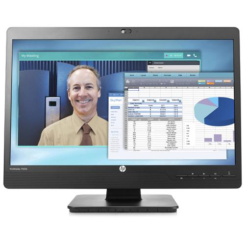 HP ProDisplay P222c 21 inch Video Conferencing Monitor(L4J08AA) price in hyderbad, telangana