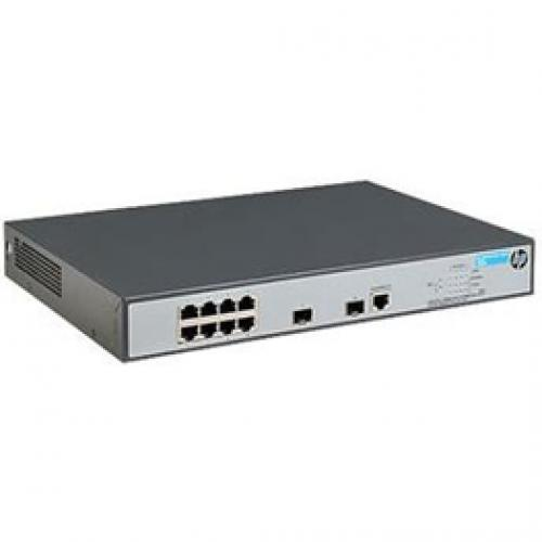 HP 1920 8G Switch L3 Managed 8 Port JG920A price in hyderbad, telangana