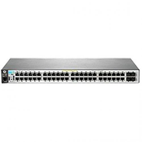 HP Aruba 2530 24G PoE Plus Switch J9773A price in hyderbad, telangana