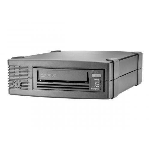 HPE LTO-8 Ultrium 30750 BC023A External Tape Drive price in hyderbad, telangana