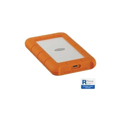 LaCie Rugged 1TB USB C Portable Hard Drive price in hyderbad, telangana