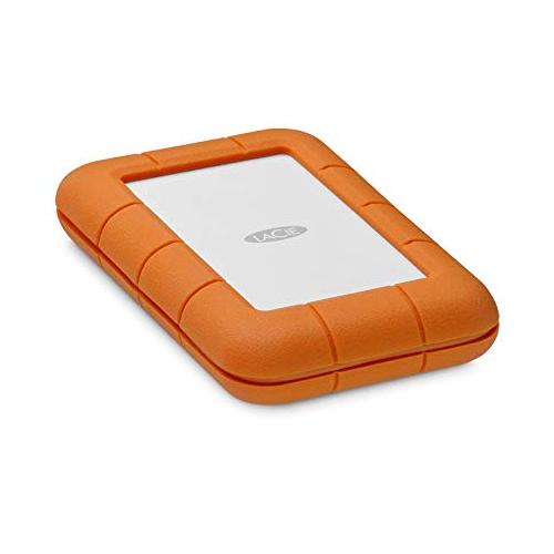 LaCie Rugged 2TB USB C Portable Hard Drive price in hyderbad, telangana