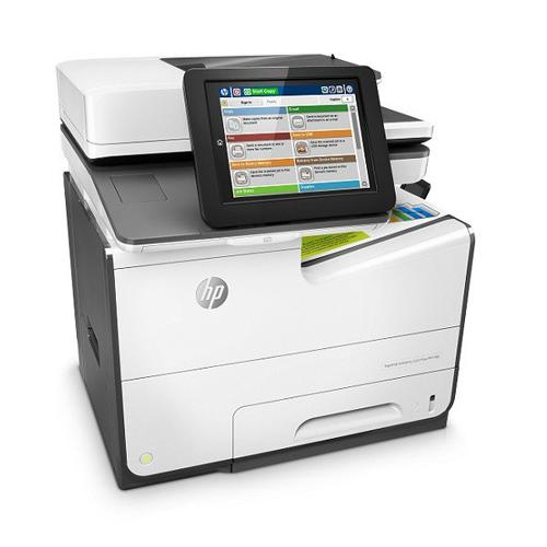 HP PageWide Enterprise Color MFP 586z Printer price in hyderbad, telangana