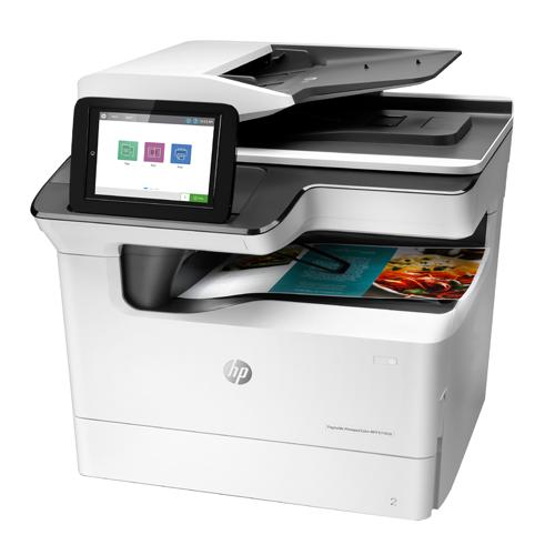 HP PageWide Managed Color E77650dn Printer price in hyderbad, telangana
