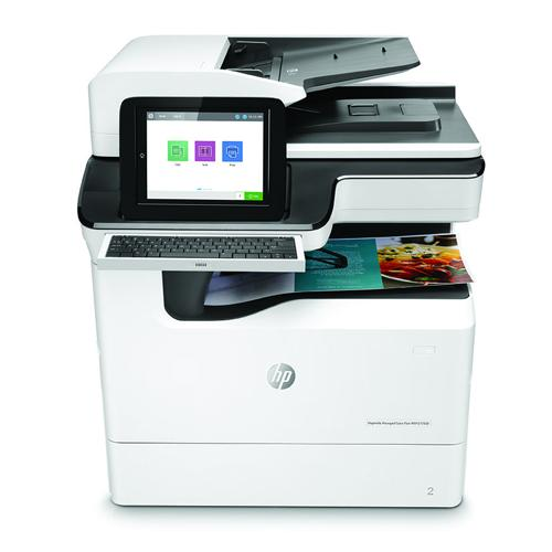 HP PageWide Managed Color E77650z Printer price in hyderbad, telangana