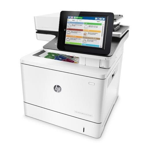 Hp Color LaserJet Enterprise MFP M577dn Printer price in hyderbad, telangana