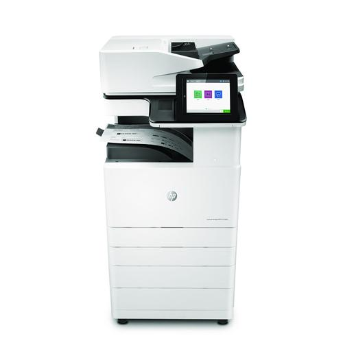 HP LaserJet Managed MFP E72530dn Printer price in hyderbad, telangana