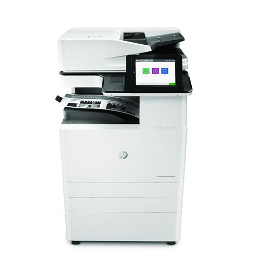 HP LaserJet Managed MFP E82550dn Printer price in hyderbad, telangana