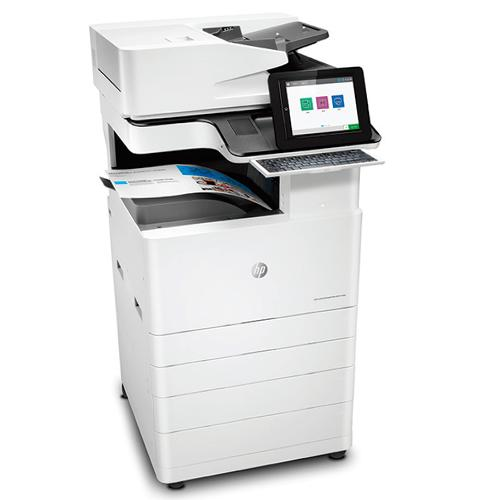 HP Color LaserJet Managed MFP E77825dn Printer price in hyderbad, telangana