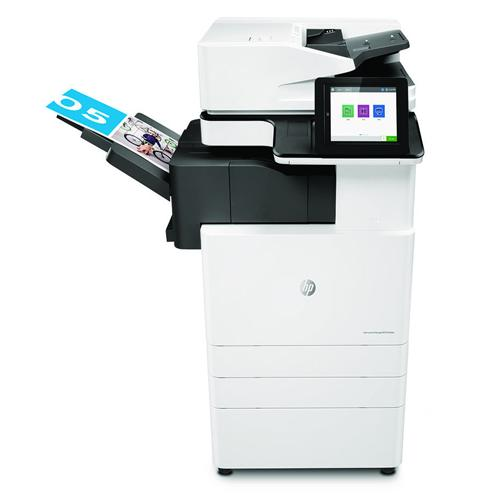 HP Color LaserJet Managed MFP E87650dn Printer price in hyderbad, telangana