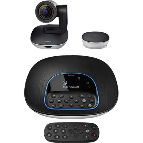 logitech group video conferencing system for Larger Rooms price in hyderbad, telangana
