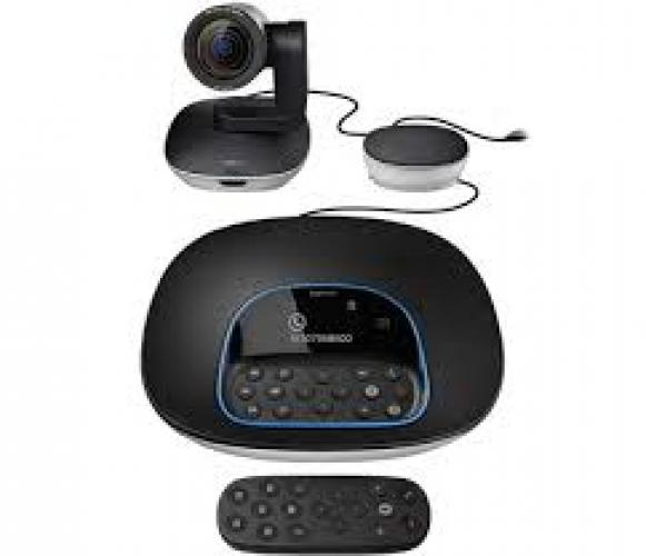 logitech group video conferencing system for Small Rooms price in hyderbad, telangana