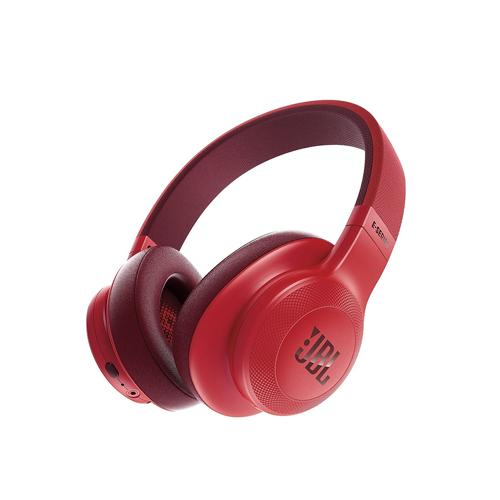 JBL E55BT Red Wireless BlueTooth Over Ear Headphones price in hyderbad, telangana