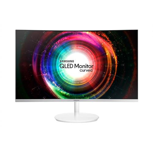 Samsung LC27H711QEWXXL Curved QLED Monitor price in hyderbad, telangana