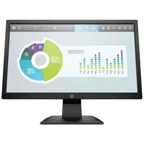 HP P204v 5RD66A7 LED Backlit Monitor price in hyderbad, telangana