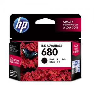 HP 680 Black Original Ink Cartridge price in Hyderabad, telangana, andhra