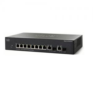 Cisco SG350 10P 10 Port Gigabit PoE Managed Switch price in Hyderabad, telangana, andhra