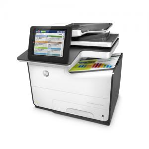 HP PageWide Enterprise Color MFP 586dn Printer price in Hyderabad, telangana, andhra