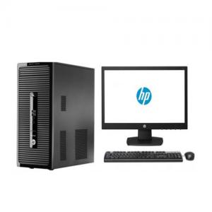 HP Desktop Pro A MT Desktop with DOS OS price in Hyderabad, telangana, andhra