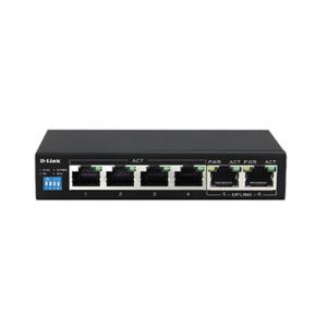 D Link DES F1006P E 6 Port Unmanaged PoE Switch price in Hyderabad, telangana, andhra