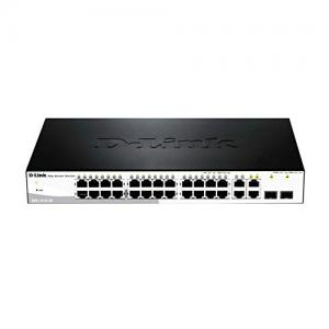 D Link DES 1210 28P Fast Ethernet Smart Managed Switch price in Hyderabad, telangana, andhra
