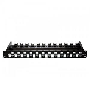 D Link NPP 6A1BLK241 Cat6A UTP Patch Panel price in Hyderabad, telangana, andhra