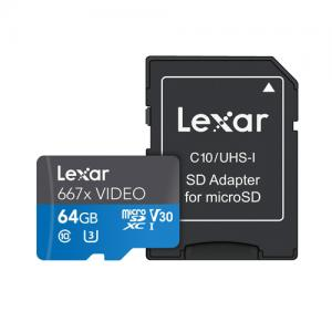 Lexar Professional 667x VIDEO microSDXC UHS I Card price in Hyderabad, telangana, andhra
