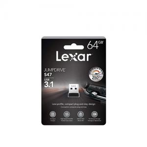 Lexar JumpDrive S47 USB 3 point 1 Flash Drive price in Hyderabad, telangana, andhra