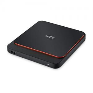 LaCie 500GB Portable STHK500800 SSD price in Hyderabad, telangana, andhra