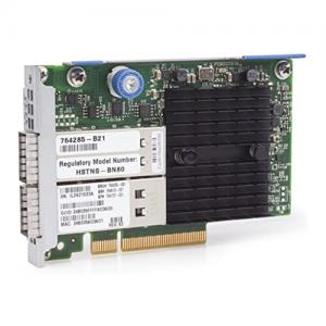 HPE InfiniBand FDR Ethernet 10Gb 40Gb 2 port 544 FLR QSFP Adapter price in Hyderabad, telangana, andhra
