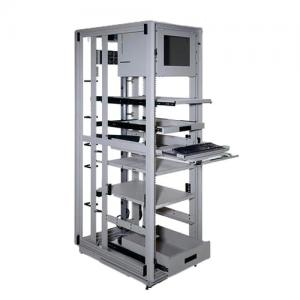 Hammond DNRR2384HDWB 48U Heavy Duty 2 Post Rack price in Hyderabad, telangana, andhra