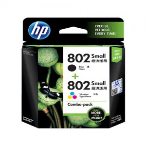 HP 802 CR312AA Ink Cartridge Small Combo Pack price in Hyderabad, telangana, andhra