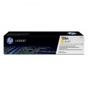 HP 126A CE312A Yellow LaserJet Toner Cartridge price in Hyderabad, telangana, andhra