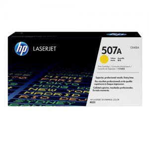 HP 507A CE402A Yellow LaserJet Toner Cartridge price in Hyderabad, telangana, andhra